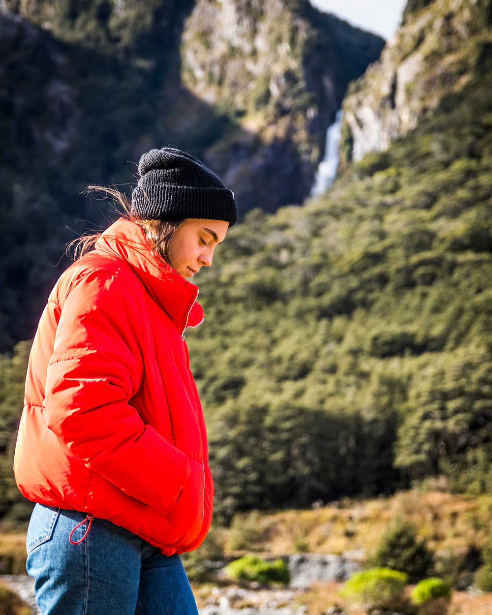 Arthur's Pass, South Island, New Zealand