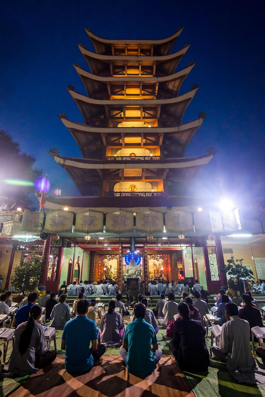 Quoc Tu Pagoda, Ho Chi Minh City (Saigon), Vietnam
