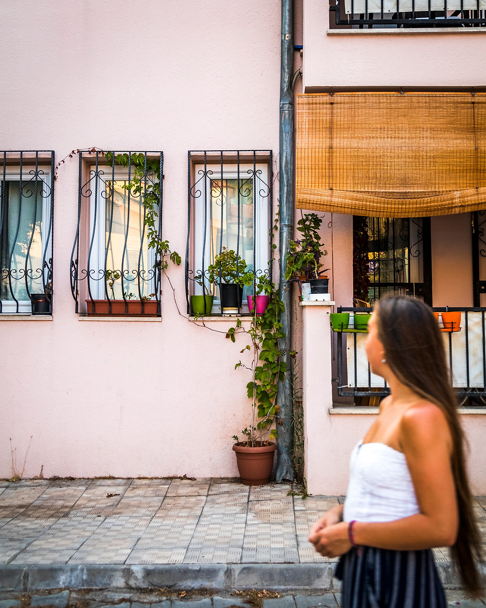 Gocek Town, Turkey