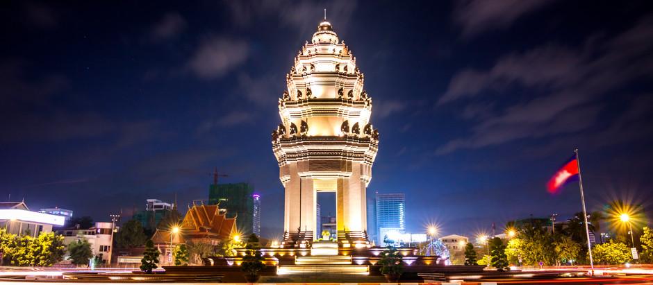 Phnom Penh - Cambodia's Capital