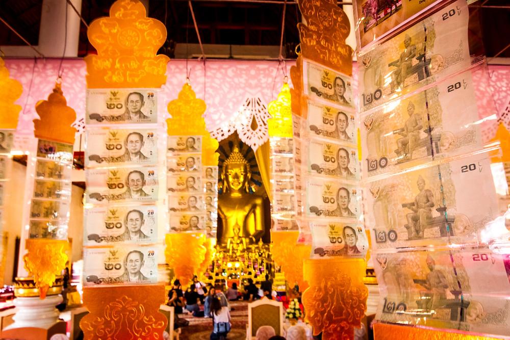 Wat Prah Singh, Chiang Mai, Thailand