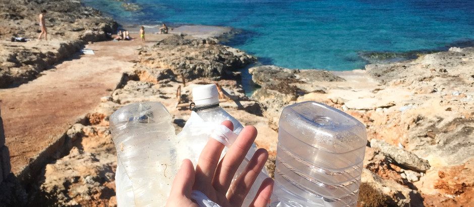 Our Experience With Plastic Pollution In The Mediterranean!