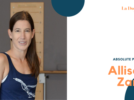 Allison Zang - Absolute Pilates Interview