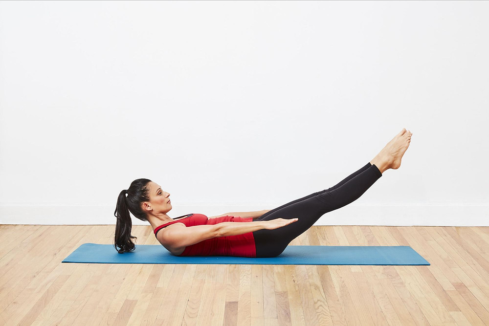 traditional form of pilates