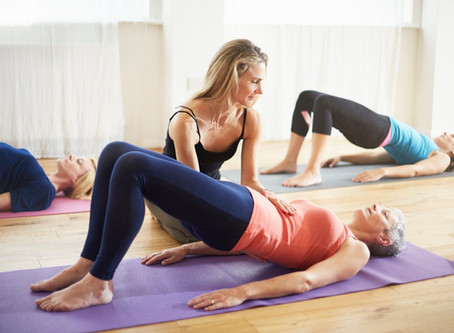 Pilates Instructor West London Top Tips: The Importance of Core Strength