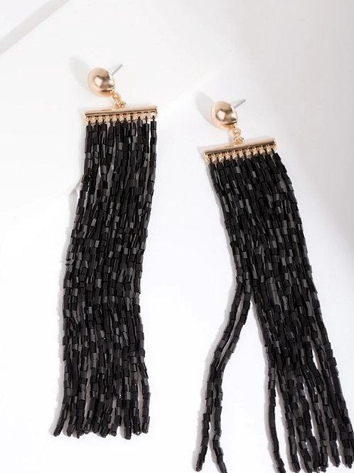 Black & Gold Beads