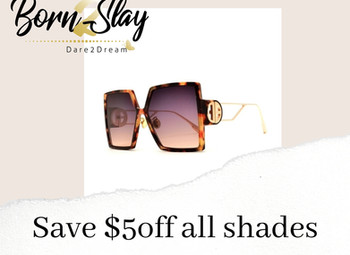 All Shades $5 off