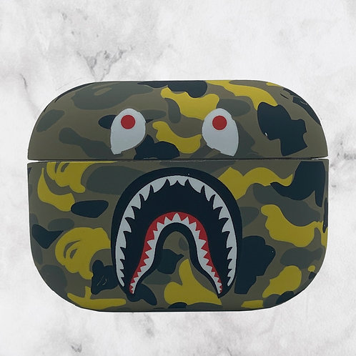 Green Camouflage VP AirPods Pro Case