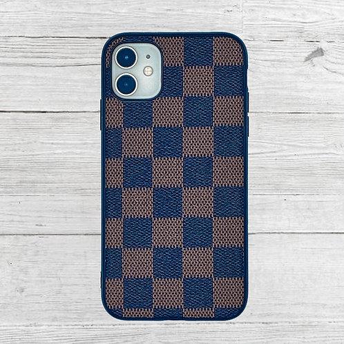Round iPhone Case Brown