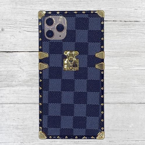 Square iPhone Case Black