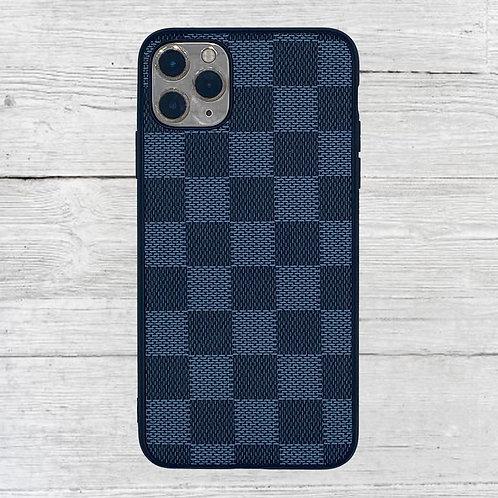 Round iPhone Case Black