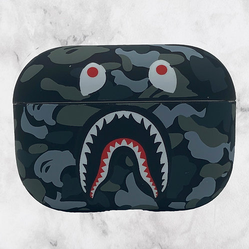 Black Camouflage VP AirPods Pro Case