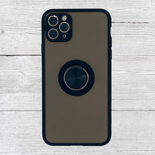 Ring Blue iPhone Case