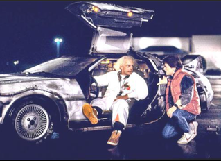 Doc Brown's Flux Capacitor