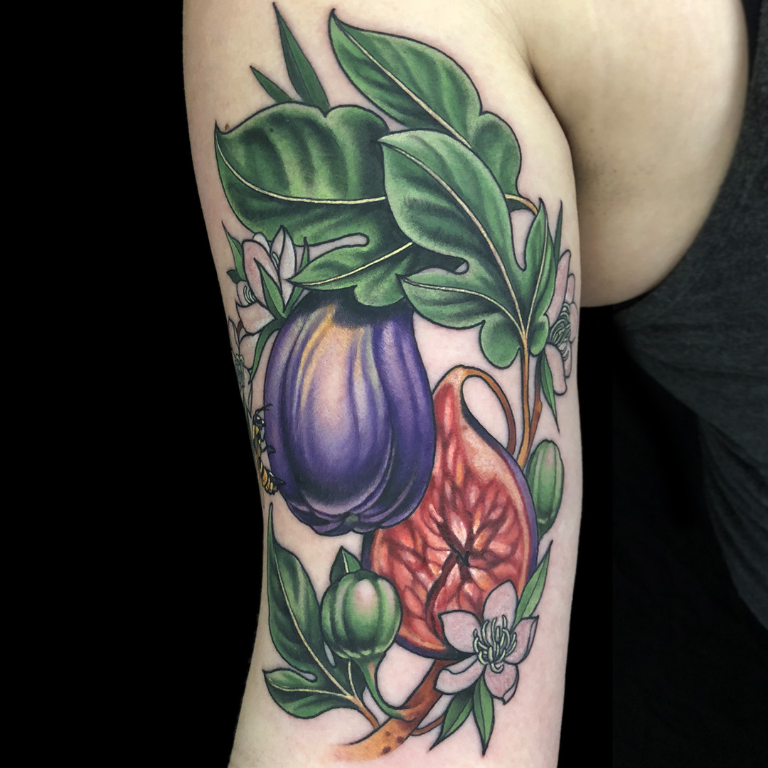 Fig and Bee Tattoo Single.jpg
