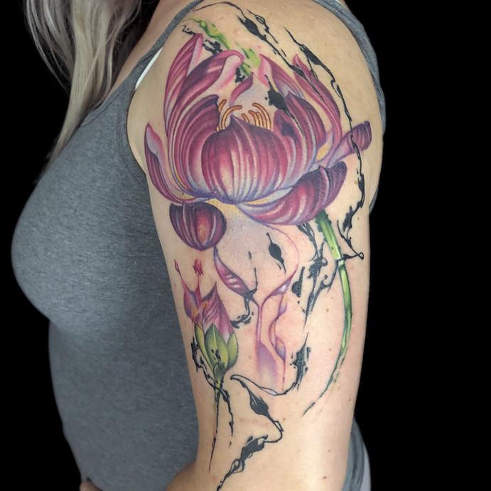 Splater Lotus.jpg