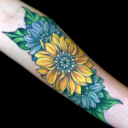 Flower Forearm Tattoo.jpg