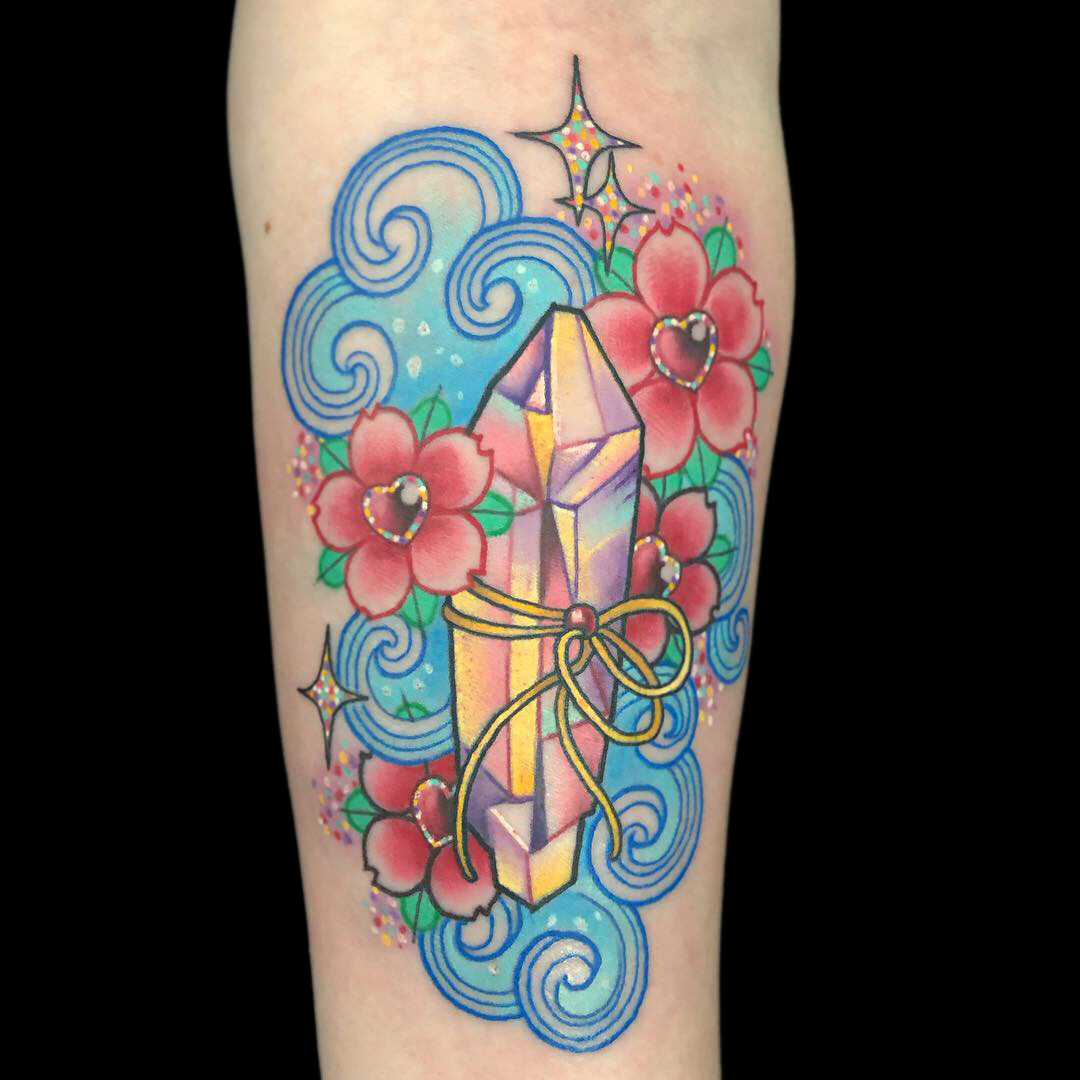 Kauai Crystal And Flower Tattoo.jpg