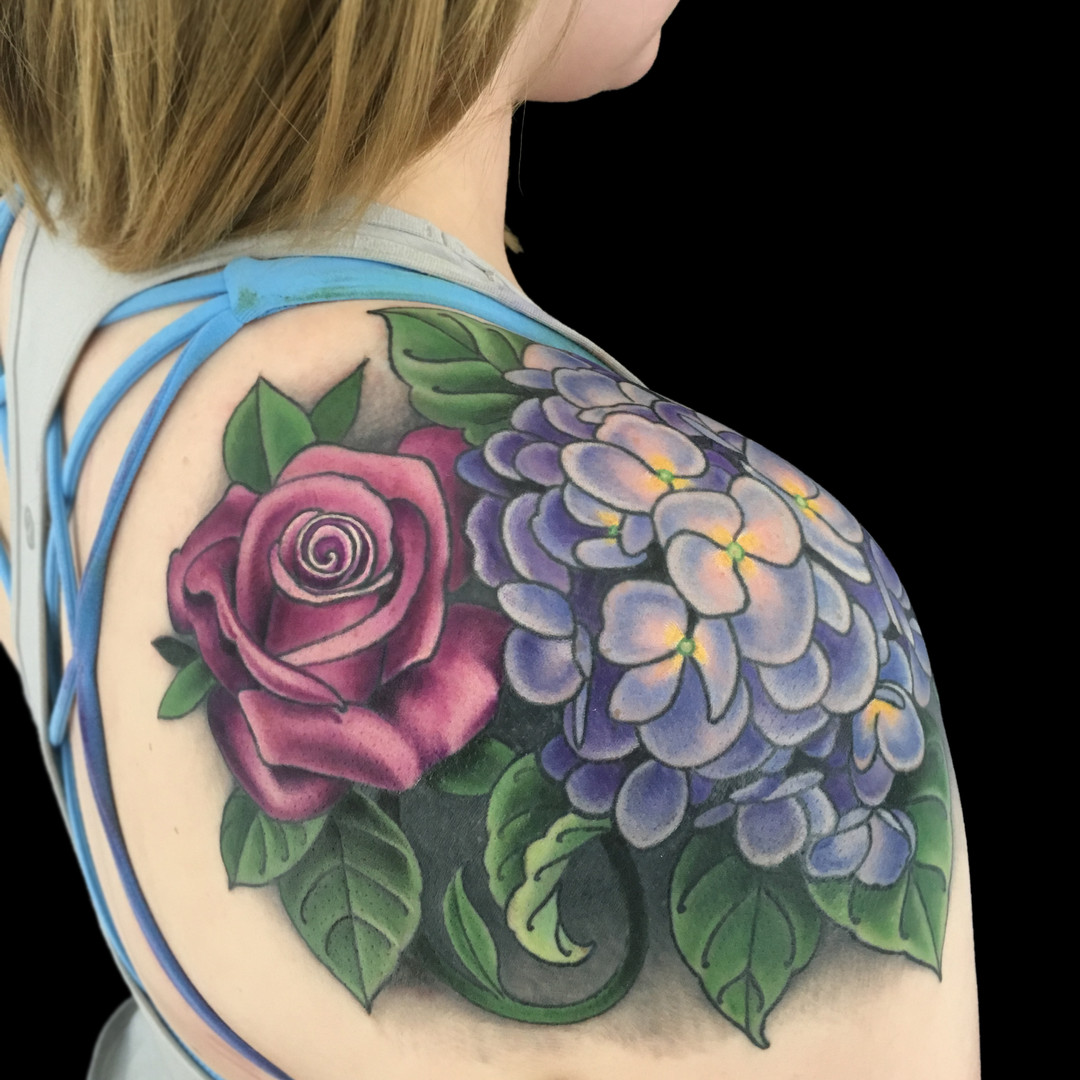 Floral Shoulder Tattoo 2nd view.jpg