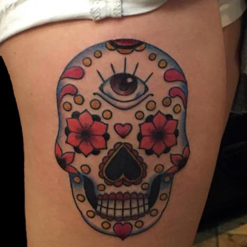 sugar skull tattoo 1.jpg