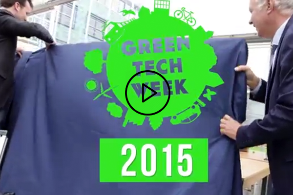 Okt 2015 - Green Tech Week