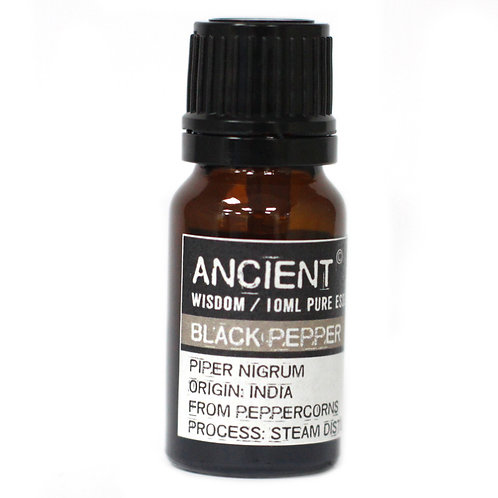 10 ml Blackpepper Essential Oil