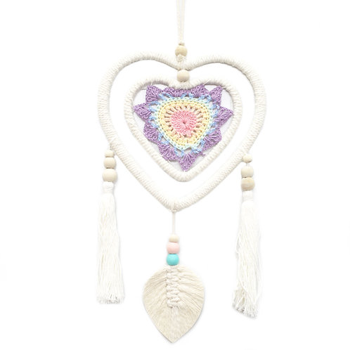 Dream Catcher - Medium Multi Heart in Heart