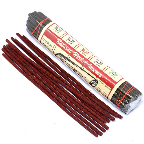 Special Tibetan Incense - Natural Herbs