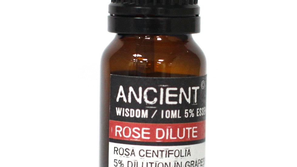 10 ml Rose Dilute Essential Oil