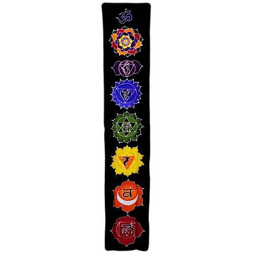 Chakra Drop Banner - Midnight 183x35cm