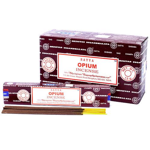 Satya Incense 15gm - Opium
