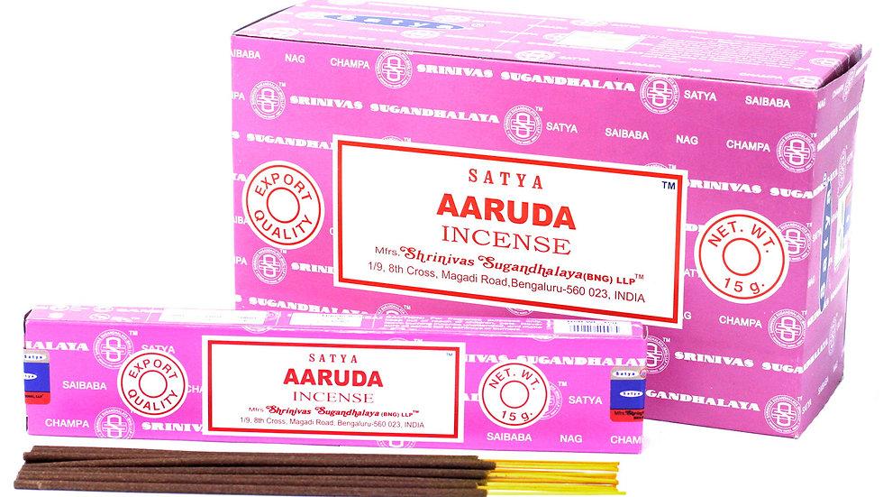 Satya Incense 15gm - Aaruda