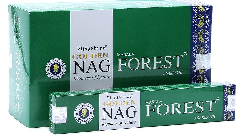 15g Golden Nag - Forest Incense