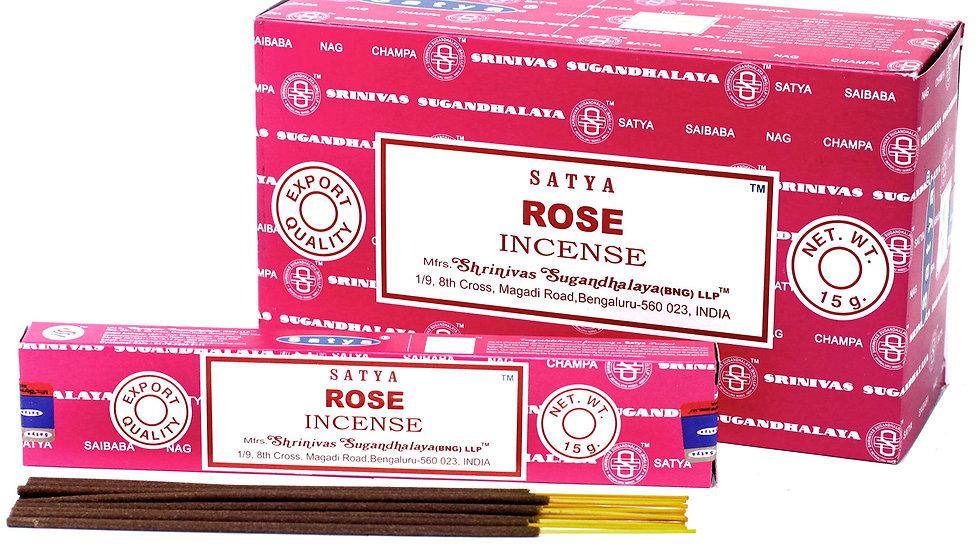 Satya Incense 15gm - Rose