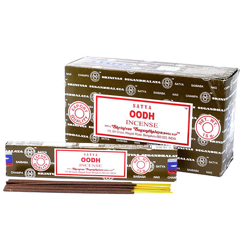 Satya Incense 15gm - Oodh