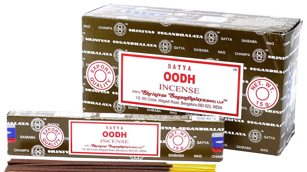 Satya Incense 15gm - Oodh
