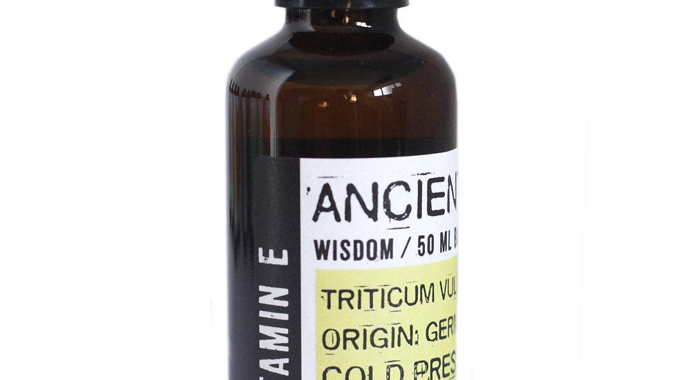 Natural Vitamin E Oil - 50ml