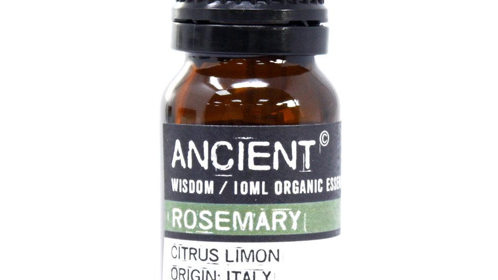 Rosemary Organic Essential Oil 10ml