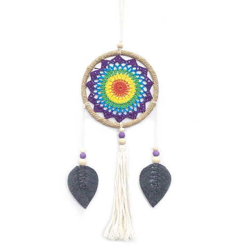 Dream Catcher - Medium Rainbow Elemental Spirits