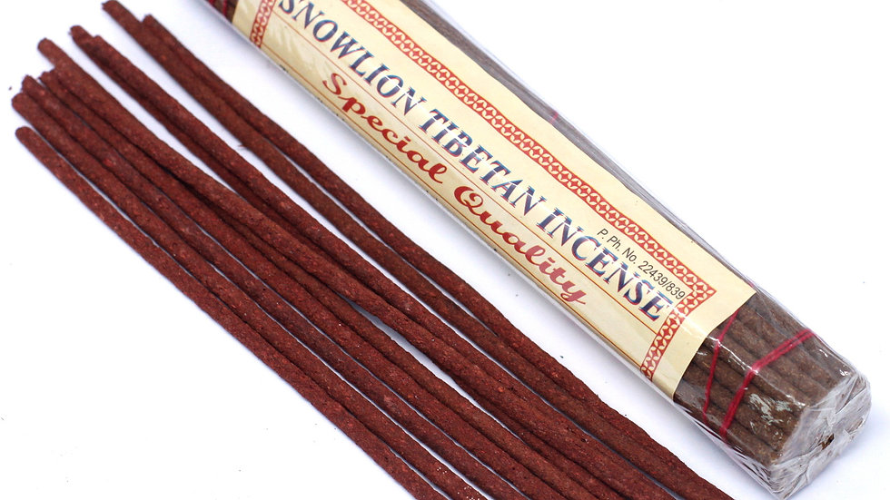 Special Tibetan Incense - Snow Lion