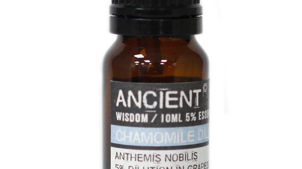 10 ml Chamomile Roman (D) Essential Oil