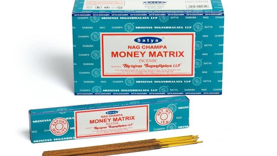 Satya - Incense 15gm - Money Matrix