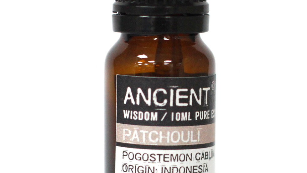 10 ml Patchouli Essential Oil