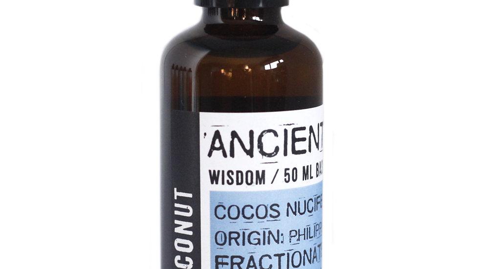 Fractionated Coconut Oil - 50ml