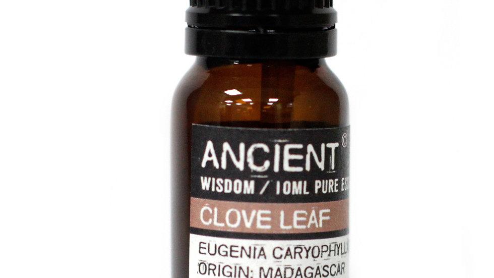 10 ml Clove Leaf Essential Oil
