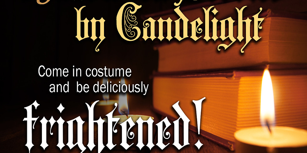 HALLOWEEN STORIES by Candlelight