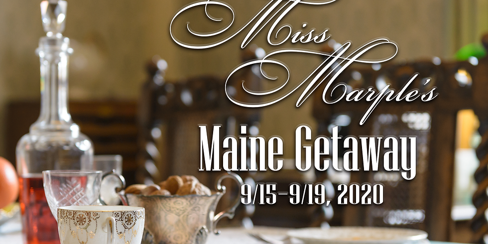 Miss Marple's Maine Experience