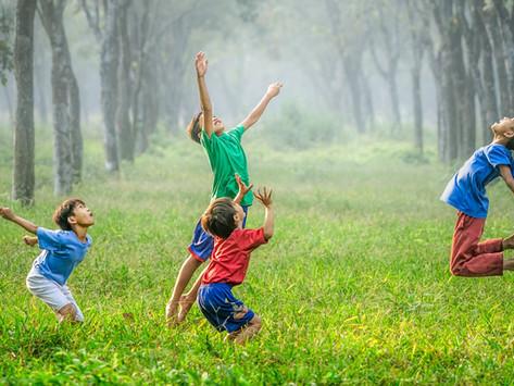 """""""Há enormes riscos psicológicos em criar crianças longe da natureza"""""""