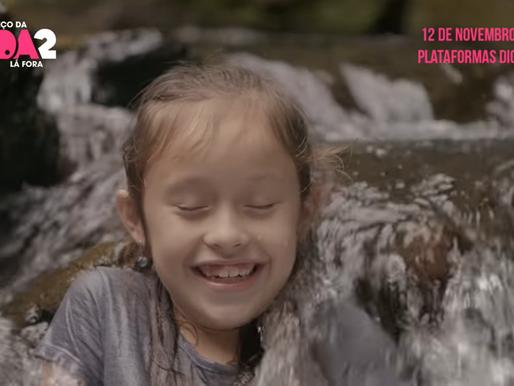 O Começo da Vida 2: Lá Fora estreia na Netflix