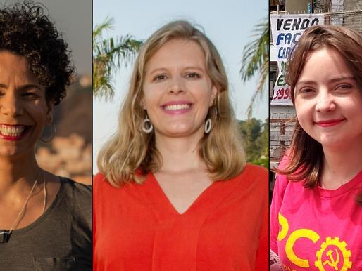 O que propõem as candidatas a prefeita de Belo Horizonte?